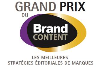 Grand prix du brand content