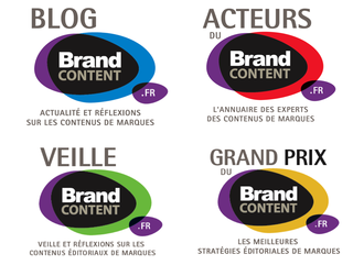 4 images brand content