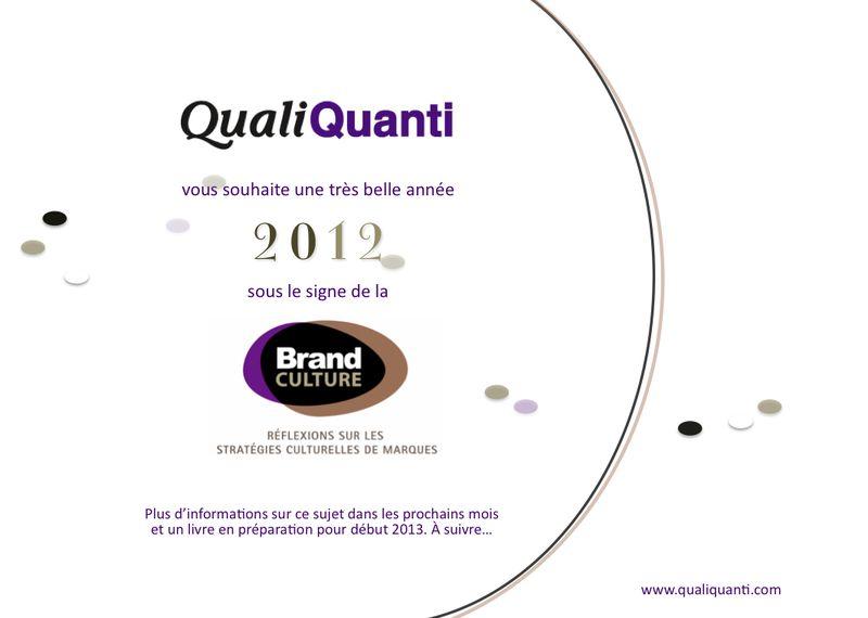 2012 Voeux QualiQuanti